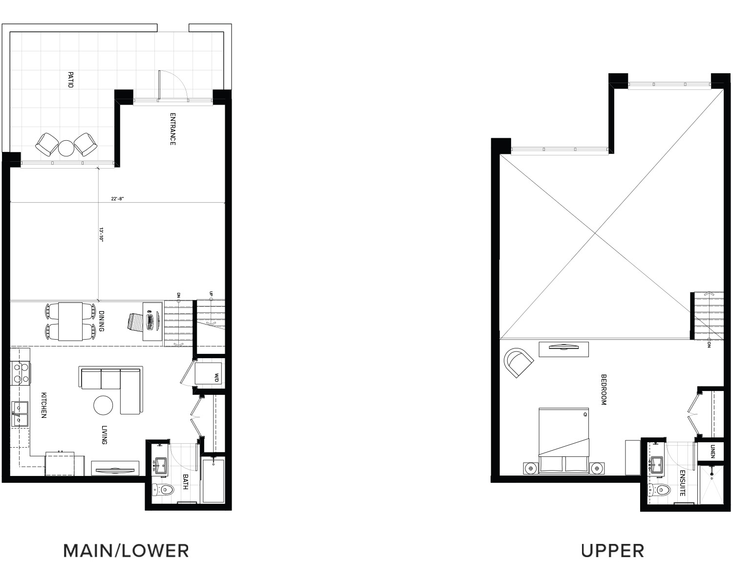 Plan 3 Floorplan