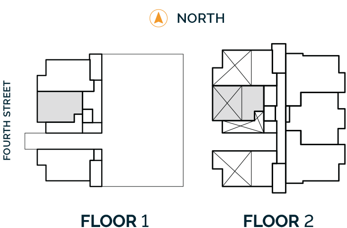 Plan 2 Floorplate