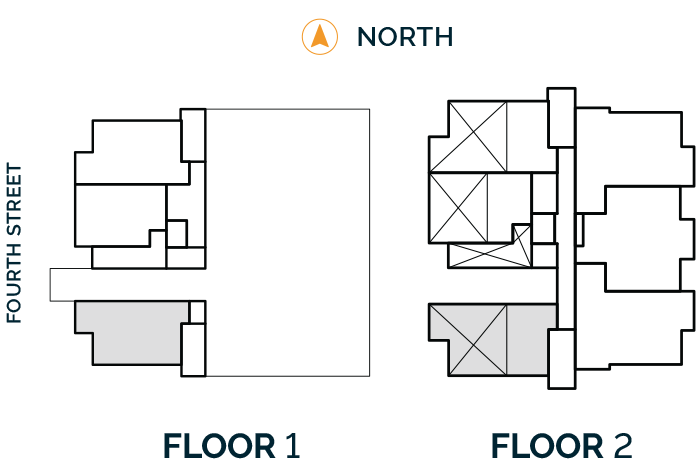 Plan 3 Floorplate